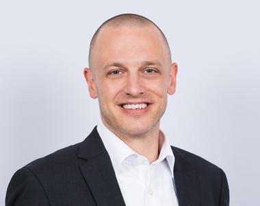 Tobias Hoesli Head of Sales