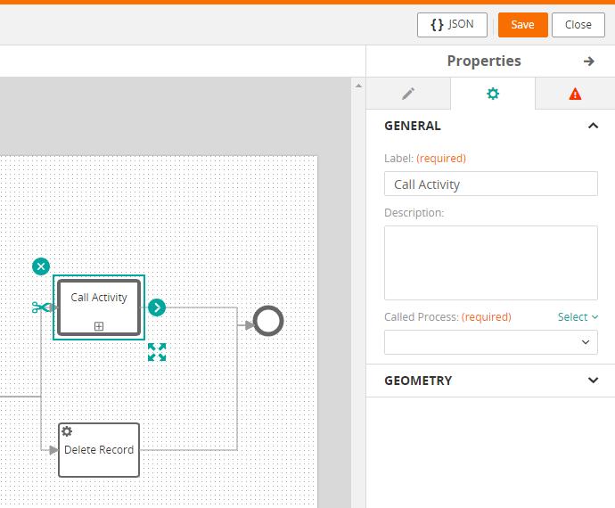 Error Lösung Process Tool BMC Innovation Studio