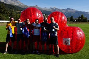FROX_Team-Event_Crans-Montana_Bubble Soccer_2018