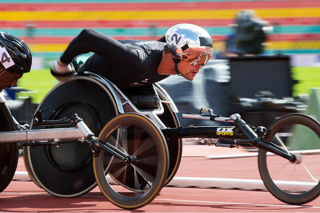 Blog Swiss Paralympic FROX AG