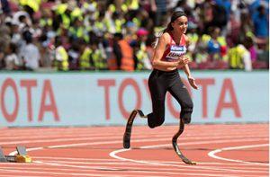 Swiss Paralympic Abassia Rahmani