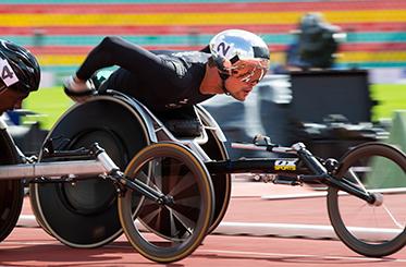 Swiss Paralympic Rollstuhlsport