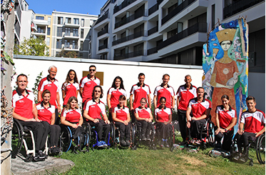 Swiss Paralympic Team