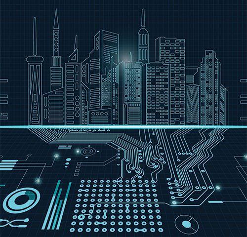 Referenz IoT Gebäudetechnologie