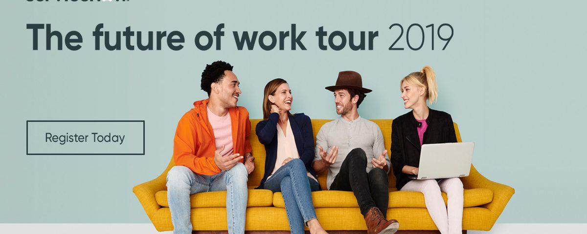 Future of Work Zürich 2019