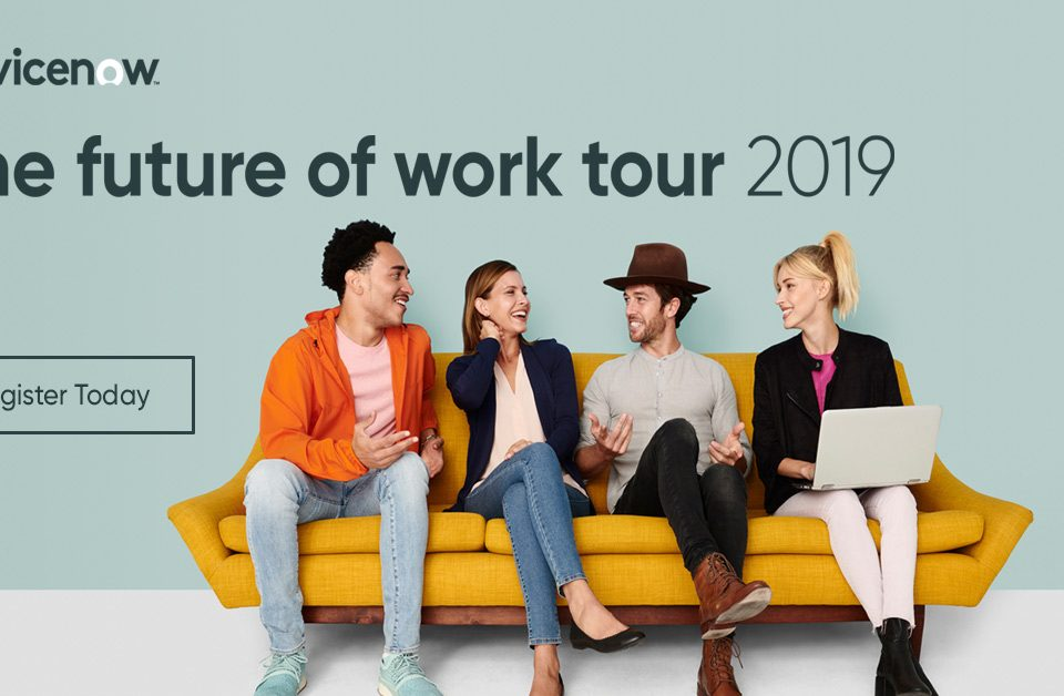 Future of Work Zürich 2019
