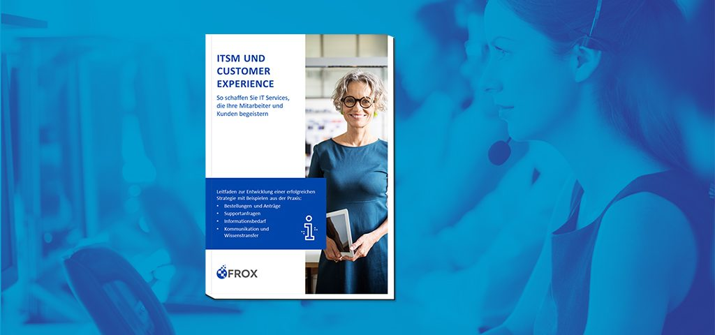 E-Book ITSM und Customer Experience