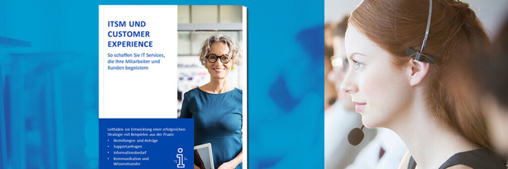 Newsroom E-Book ITSM und Customer Experience FROX AG