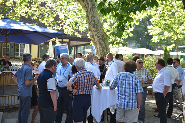 Networking an der Aare 2019 FROX