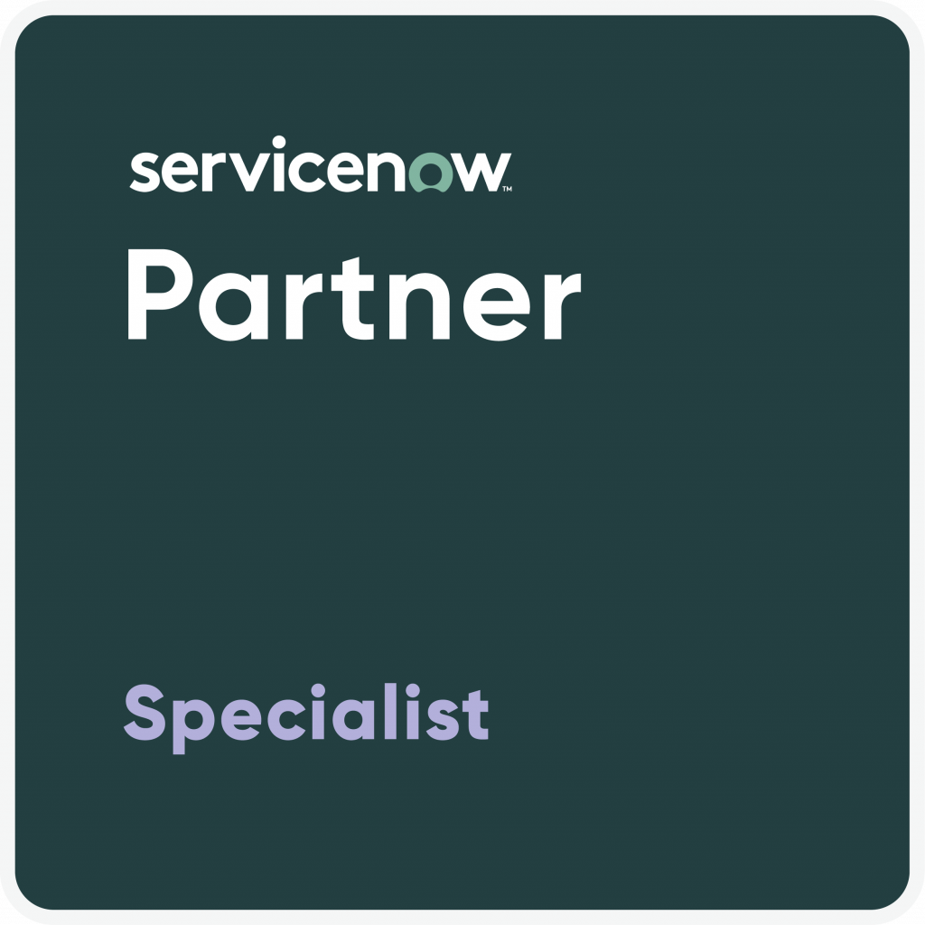 FROX ServiceNow Specialist Partner