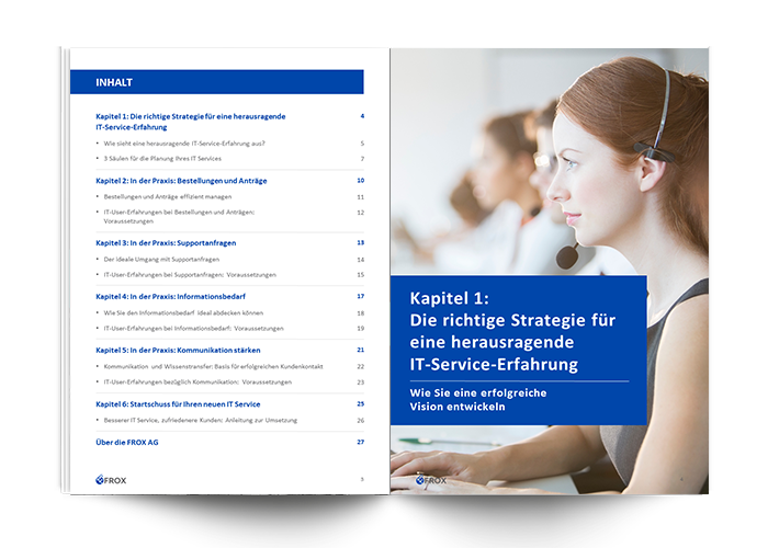 E-Book: ITSM und Customer Experience