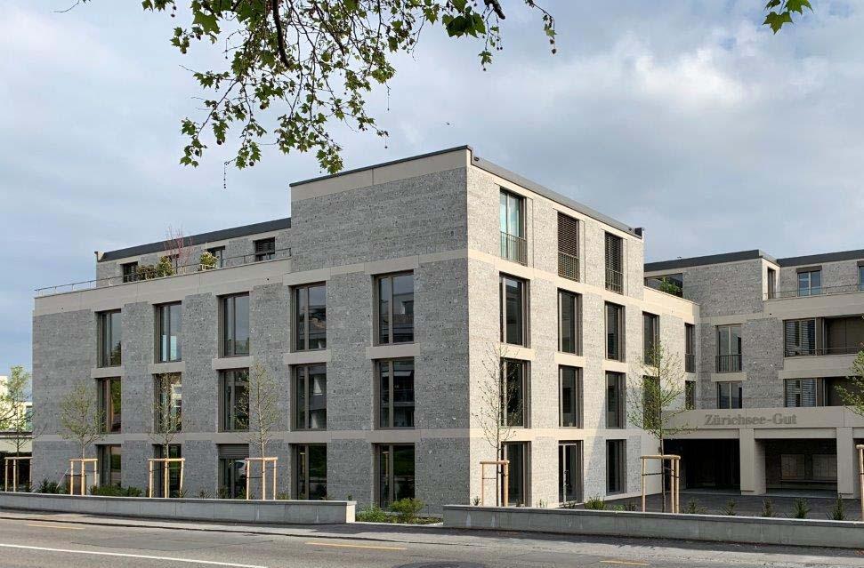 Hauptsitz Stäfa ZH Zürichsee-Gut FROX AG