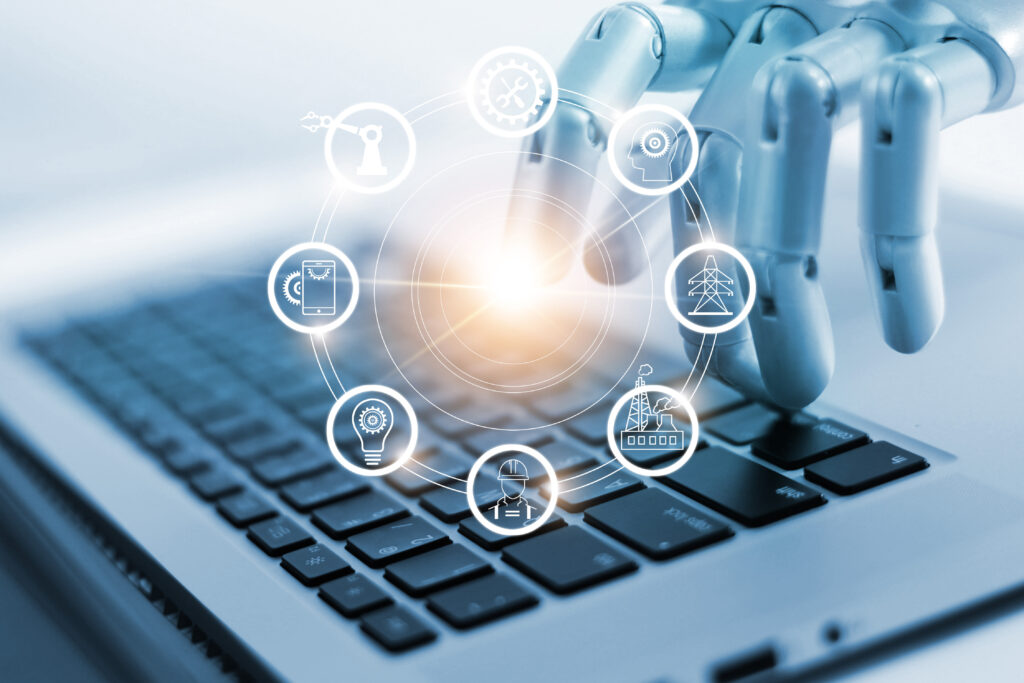 Newsroom Robotic Process Automation RPA FROX AG