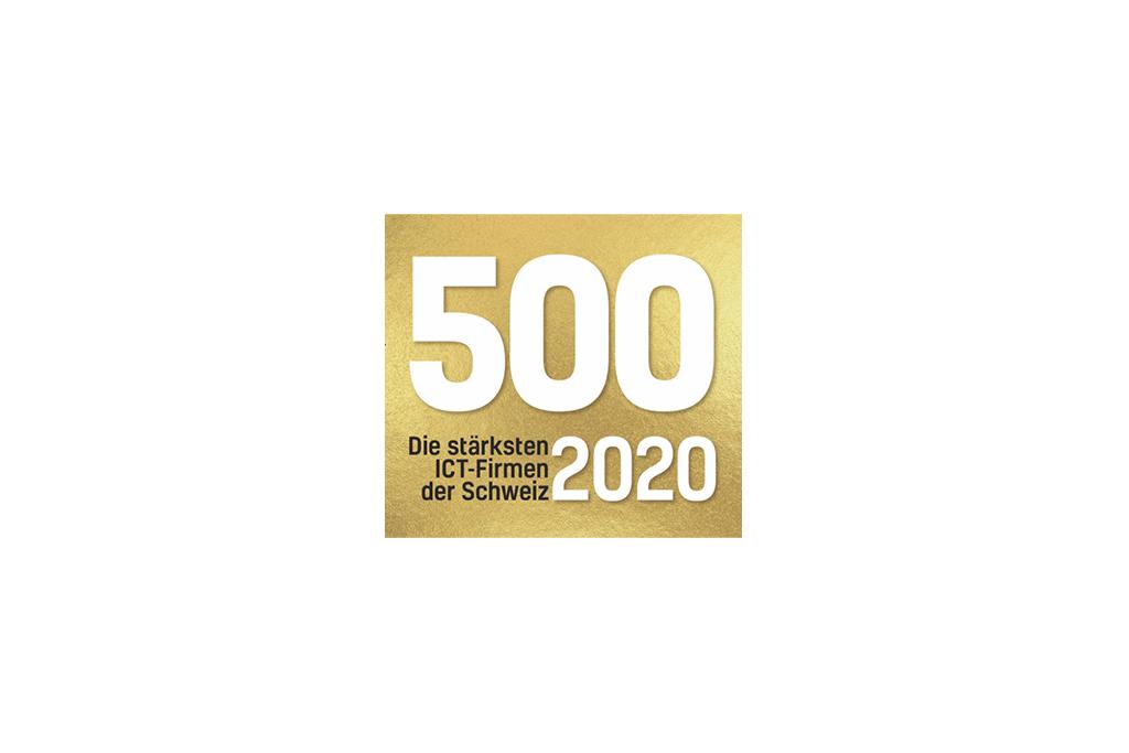 Blog 500 ICT-Firmen Schweiz 2020 FROX AG