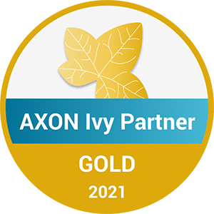 AXON Ivy Gold Partner FROX AG