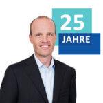 Firmenjubiläum 25 Jahre FROX AG