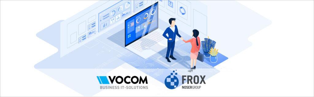 Newsroom VOCOM modernisiert sein Customer Service Management ServiceNow FROX AG